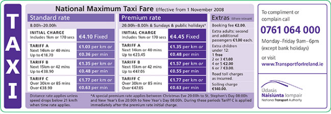 taxi-fare-prices